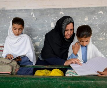 Afghan President Signs New Law Allowing Mothers' Names On Children's ID Cards