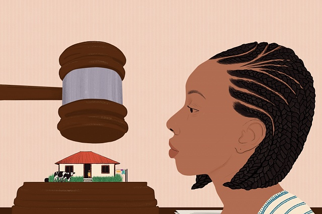 Botswana's New Law Gives Married Women Rights to Own Lands