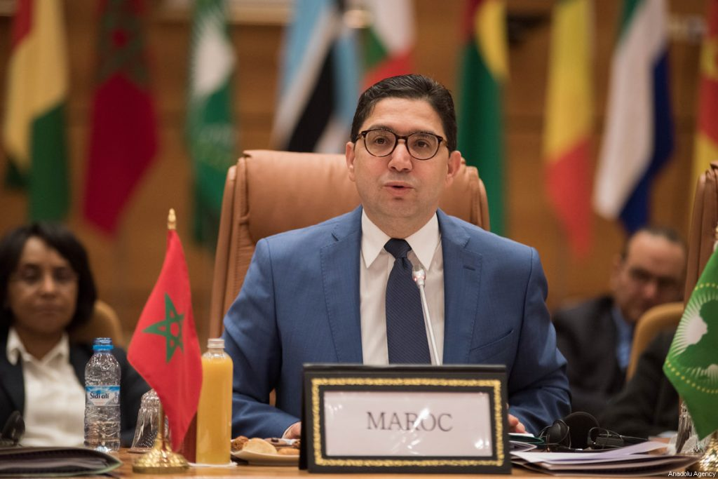 Moroccan: Women Must Be Equal Partners in Peacebuilding Efforts – Nasser Bourita