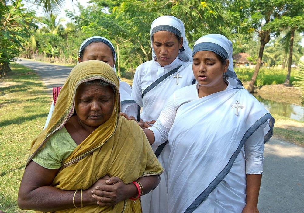 UN Women Push for Policies to Address Widows' Plight