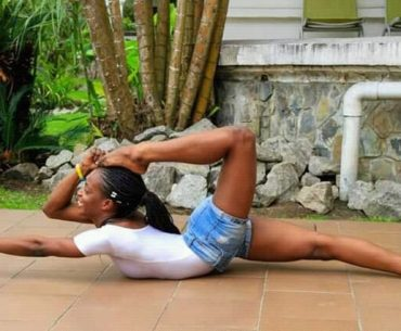 Congolese Gymnast Astride Mikoko – Aspiring for Greatness