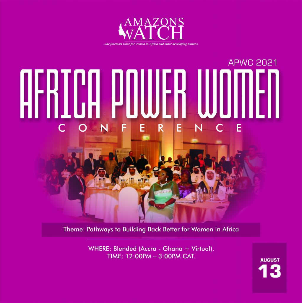 AFRICA POWER WOMEN CONFERENCE (APWC) – 2021