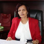 Aletha Frederick: Heels With Class For Achieving Regional Development
