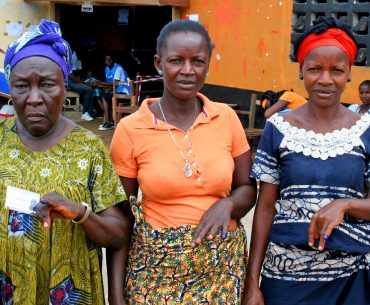 Liberian Women Urged to Seek Increased Participation in Governance