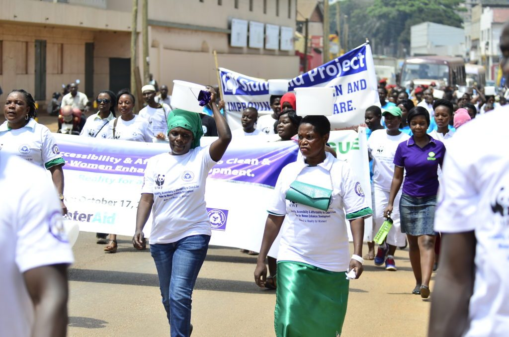 Women Group in Uganda Condemn Sexual Exploitation of Female Children
