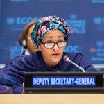 Deputy UN Chief Calls for Increase in Women's Political Participation in Somalia