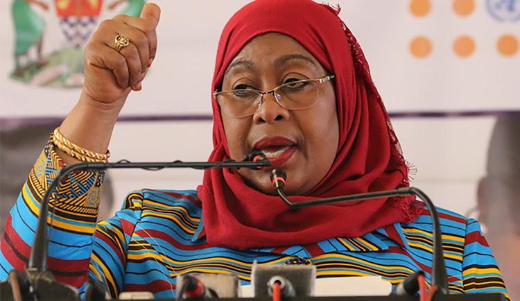 Samia Commits to Female Empowerment & Development